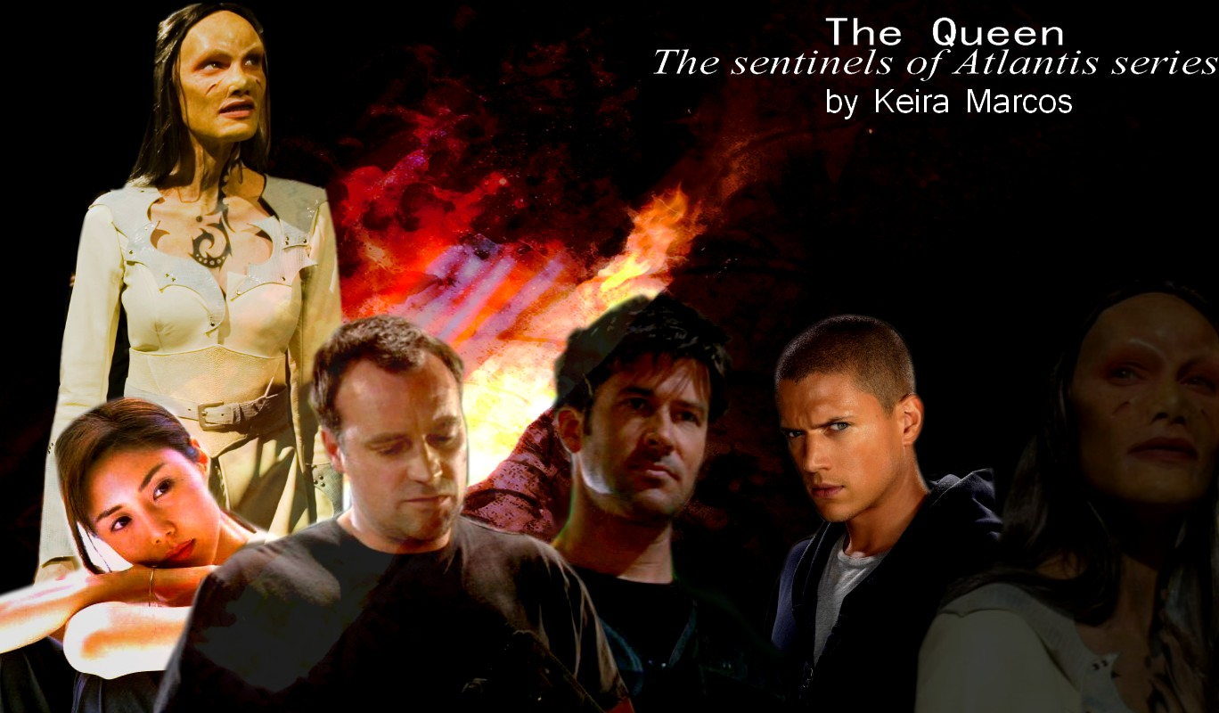 The Queen – Keira Ma...